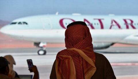 استئناف رحلات الطيران المباشر بين قطر والسعودية الاثنين - الجزائر