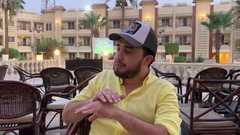 """الفنان مروان قروابي يفند خبر مشاركته في """"عاشور العاشر"""" - الجزائر"""