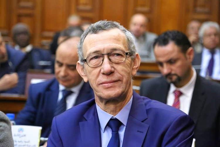 وزير الإتصال يعزي عائلتي ورفقاء الشهيدين مباركي سعد الدين وقايد عيشوش عبد الحق - الجزائر