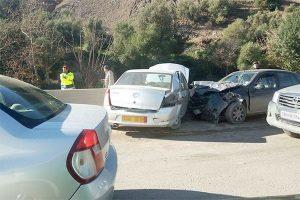 تسجيل تراجع محسوس في عدد حوادث السير داخل الإقليم الحضري بسطيف - الجزائر