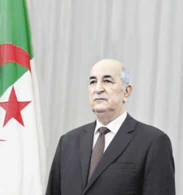 الرئيس تبون يعزي أسرة الجيش الوطني الشعبي وعائلة شهيد الواجب الوطني راشدي محمد - الجزائر
