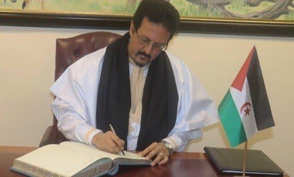 """السفير الصحراوي ببوتسوانا: لا ولن نعترف بأي من أنواع الأمر الواقع الاستعماري المفروض والمرفوض"""" - الجزائر"""