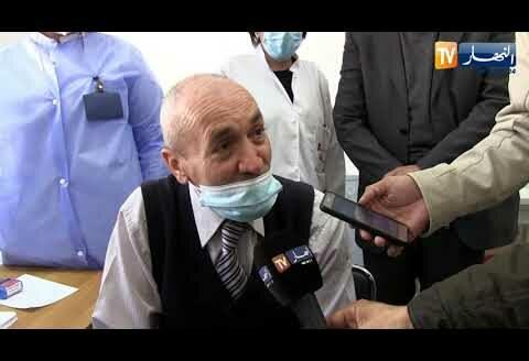 بجاية: إنطلاق عملية التلقيح ضد فيروس كورونا