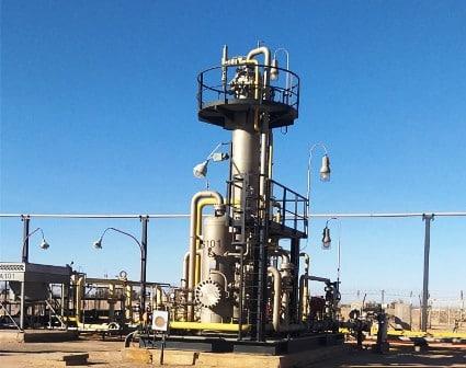 سوناطراك : مشروع تعزيز الضغط لحقل حاسي الرمل يدخل مرحلة الإستغلال - الجزائر