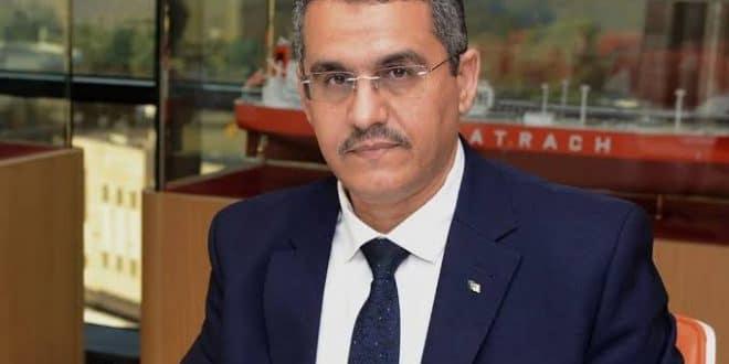 توفيق حكار يتفقد مناطق صناعية لسوناطراك بالجنوب - الجزائر