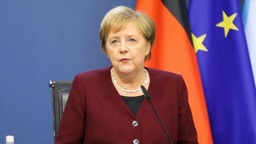 ميركل: ألمانيا تشهد موجة كورونا الثالثة - الجزائر
