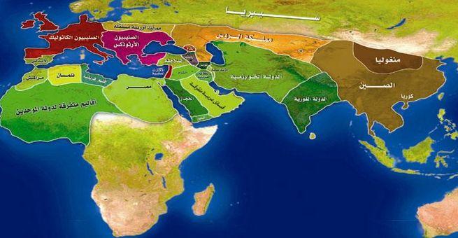 علماء أمريكيون يبتكرون خريطة جديدة للكرة الأرضية - الجزائر
