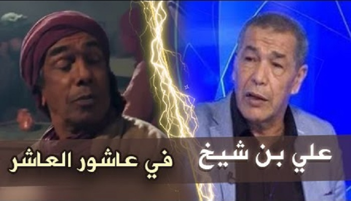 علي بن شيخ غاضب و هل سيقاضي جعفر قاسم؟ - الجزائر