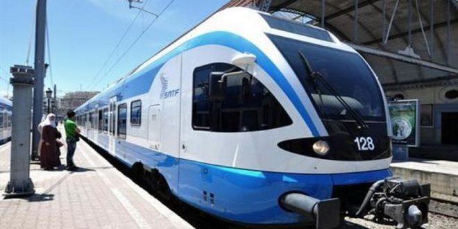 استئناف رحلات القطار عبر خط وهران – بشار - الجزائر