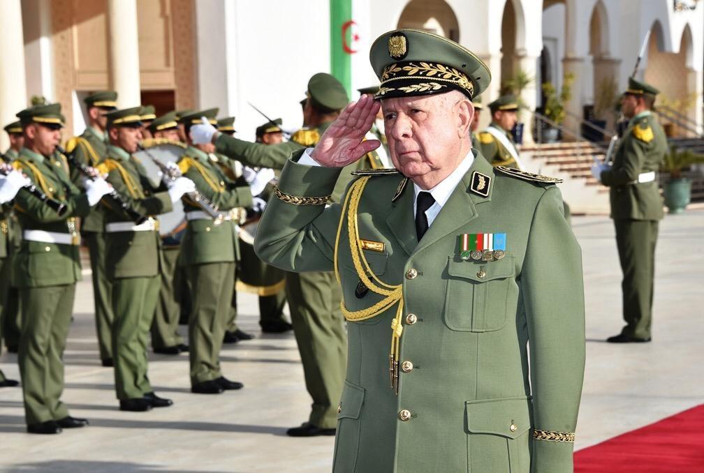 الفريق شنقريحة يستقبل رئيس أركان الجيوش الفرنسية - الجزائر