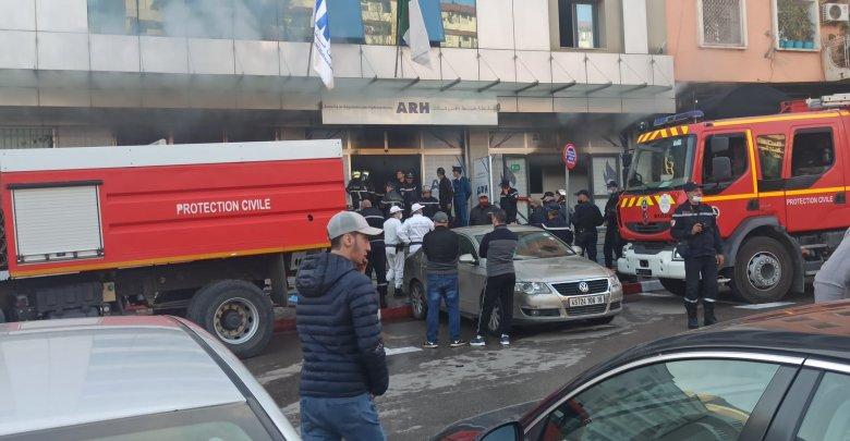 سلطة ضبط المحروقات تكشف عن الملابسات الحقيقة للحريق - الجزائر