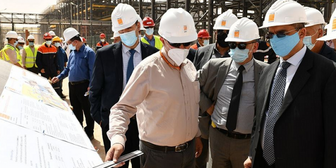 حكار يدعو سوناطراك لعصرنة التسيير لمواكبة تحديات سوق الطاقة - الجزائر