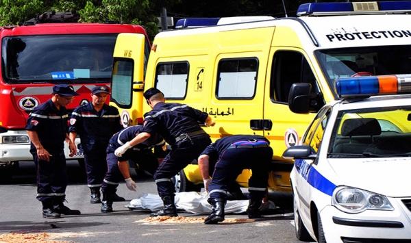 1459 حادث مرور خلال الأسبوع الأخير من رمضان ويومي العيد - الجزائر