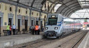 استئناف رحلات قطار نقل المسافرين بين جيجل وقسنطينة - الجزائر
