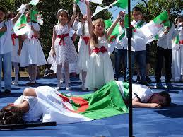 مسيرة مخلّدة لذكرى مجازر 8 ماي في سطيف - الجزائر