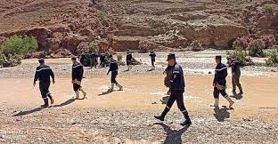 العثور على جثة الشاب المفقود في فيضانات بوسعادة - الجزائر