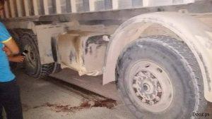 شاحنة تدهس طفل ذو 6 سنوات بسطيف - الجزائر