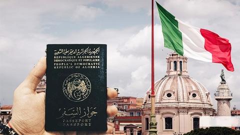 سفارة إيطاليا بالجزائر تعلن عن الاستئناف الجزئي لطلبات تأشيرات الأعمال شنغن - الجزائر