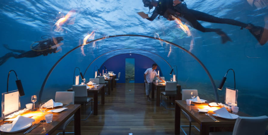 إليكم 15 من أغرب المطاعم فى العالم …لن تصدق انها موجودة