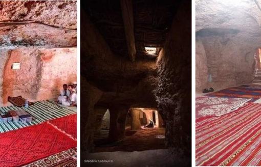 مسجد مشيد تحت الأرض! …من شواهد كفاح الجزائريين على إنتمائهم للدين إسلامي
