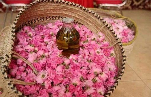 """من أشهر العادات القسنطينية..""""تقطير الورد"""" لنتعرف على تاريخها"""