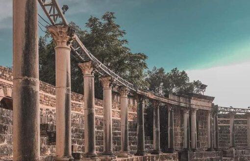 المسرح الروماني بقالمة..من أروع التحف التاريخية النادرة في العالم