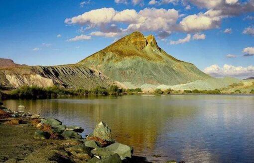 جبل الملح بالنعامة..منطقة هامة و مصنفة عالميا لن تندم على زيارتها
