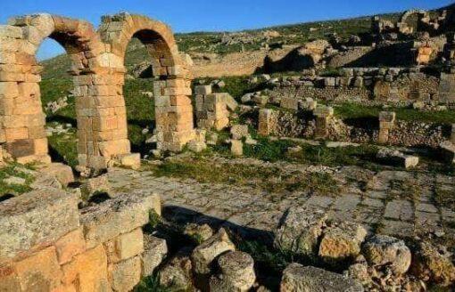 """المدينة النوميدية """"تبرسق""""..اكتشف تاريخ و سر هذه المنطقة العريقة"""
