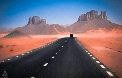 من الشمال إلى الجنوب..شاهد أجمل و أروع الطرق في الجزائر