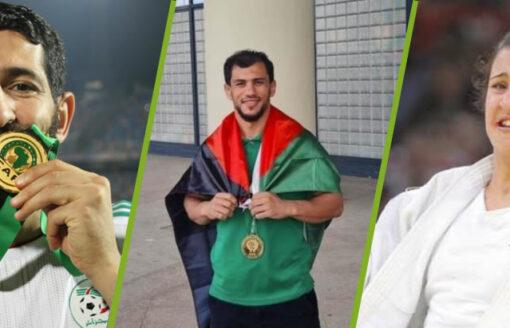 مواقف بطولية لرياضيين جزائريين رفضوا التطبيع مع الكيان المحتل لفلسطين