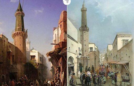 """مسجد """"ميزومورتو""""..معلم تاريخي يروي قصة مخفية ومميزة"""
